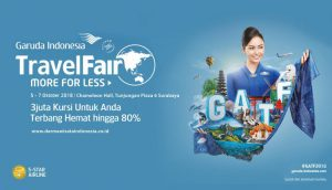 Garuda Indonesia Travel Fair 2018 Fase 2